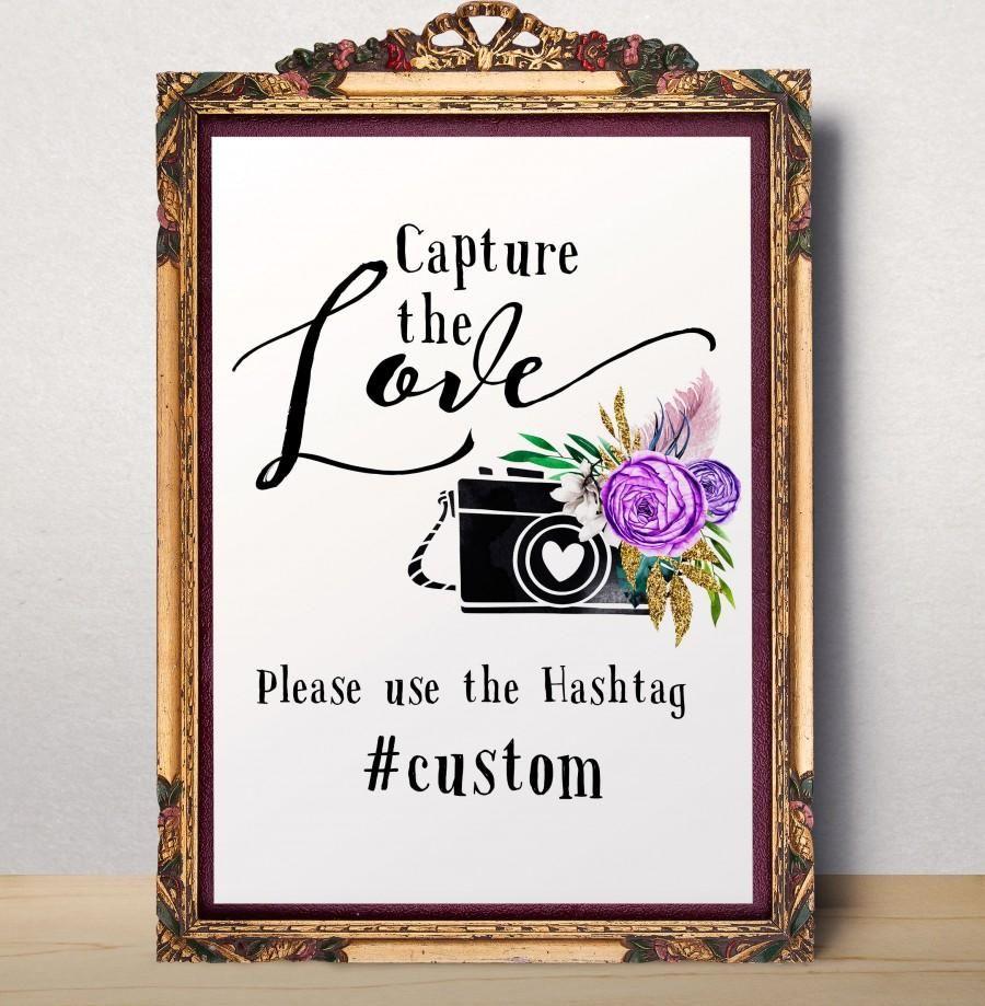 Image result for unique wedding hashtags Instagram