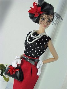 elegant barbie doll clothes - Google Search