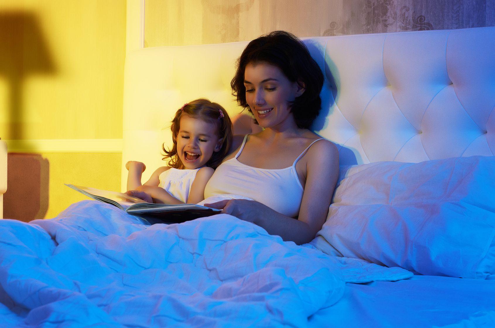Vanhemmat huomio! Tällainen on täydellinen iltasatu