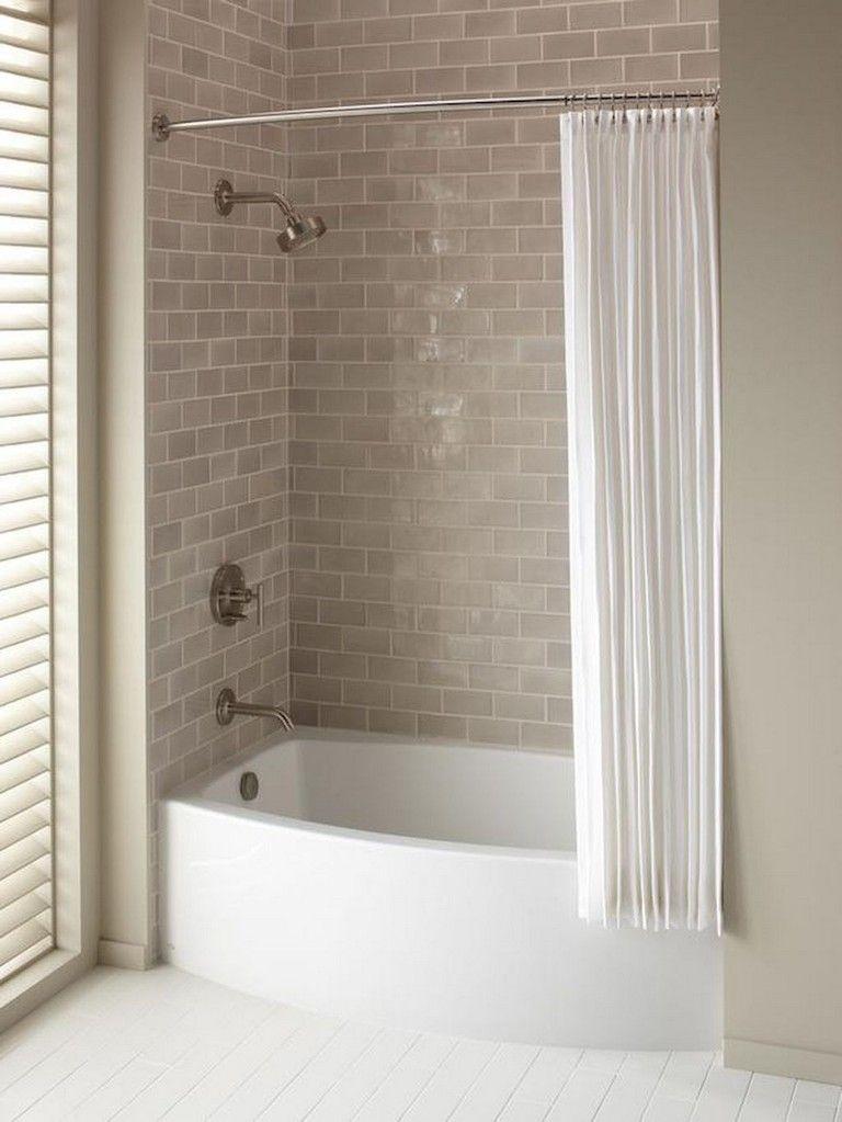 37 LOVELY BATHROOM SHOWER TILE DESIGN IDEAS AND MAKEOVER Bathroom