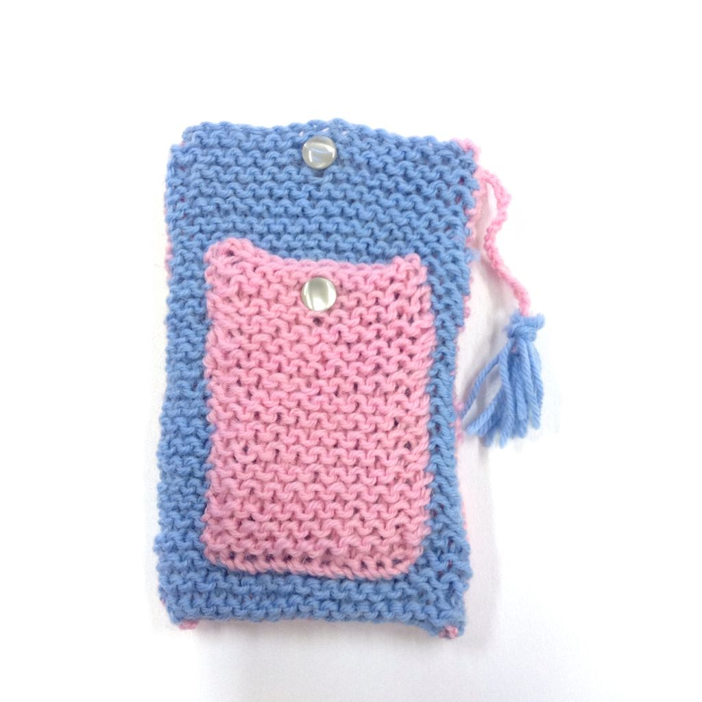 Matildan kännykkäpussi. 😊