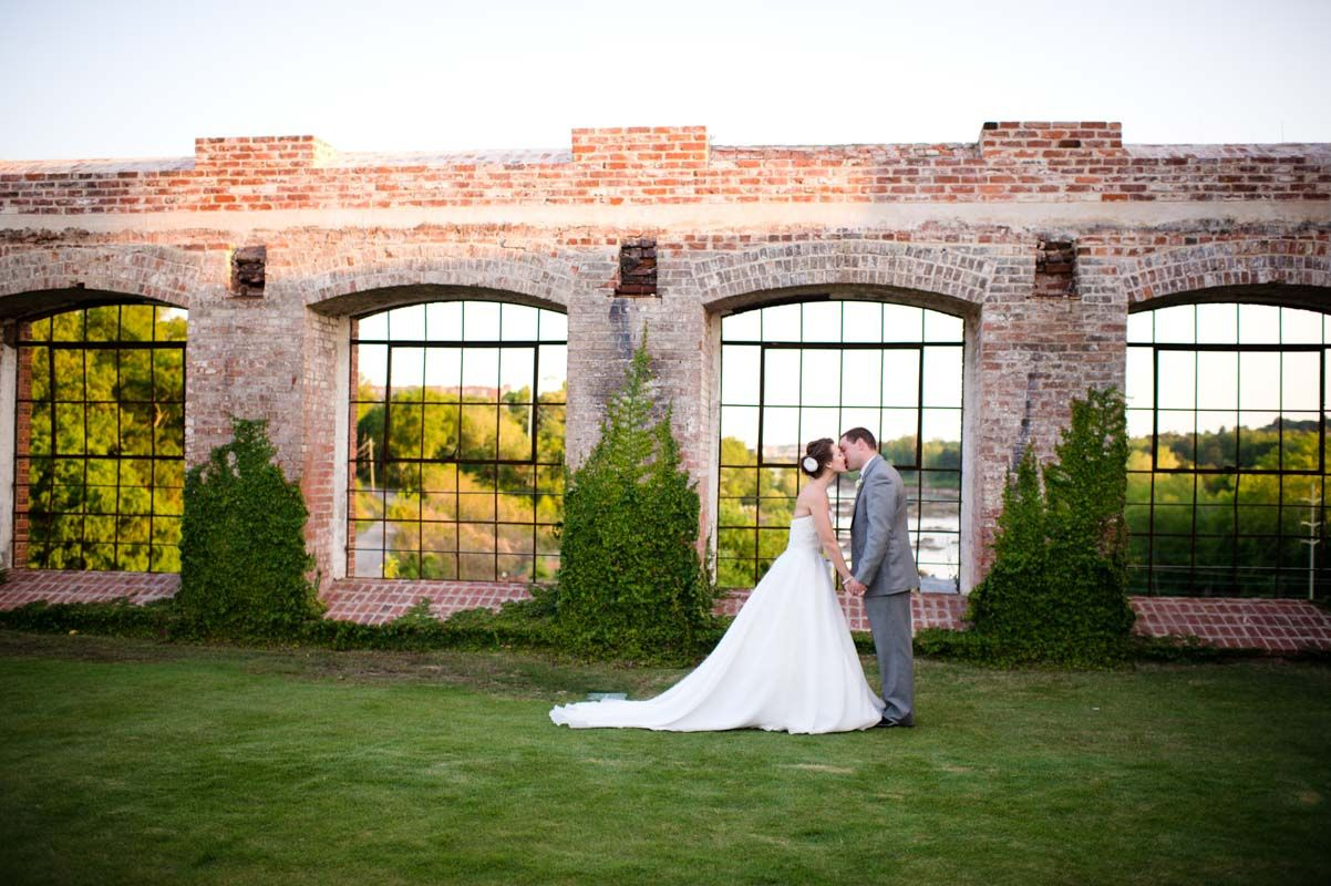 Rustic Dream Wedding at the RiverMill Event Centre in