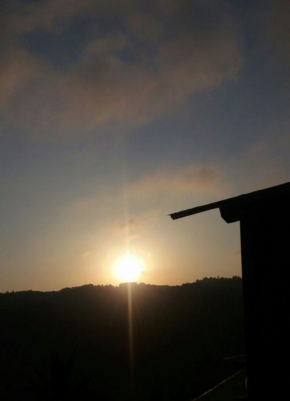 شروق الشمس الجليل Celestial Sunset Outdoor