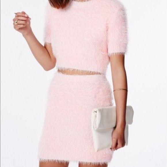 3f1b0d8b50 Dresses & Skirts - Fuzzy pink 2 piece set | Leilani's Look Book ...