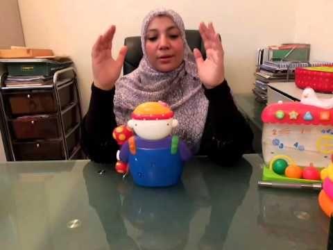 مهارات التواصل1 التواصل البصري الجزء الاول ا غادة سرور Youtube Kids