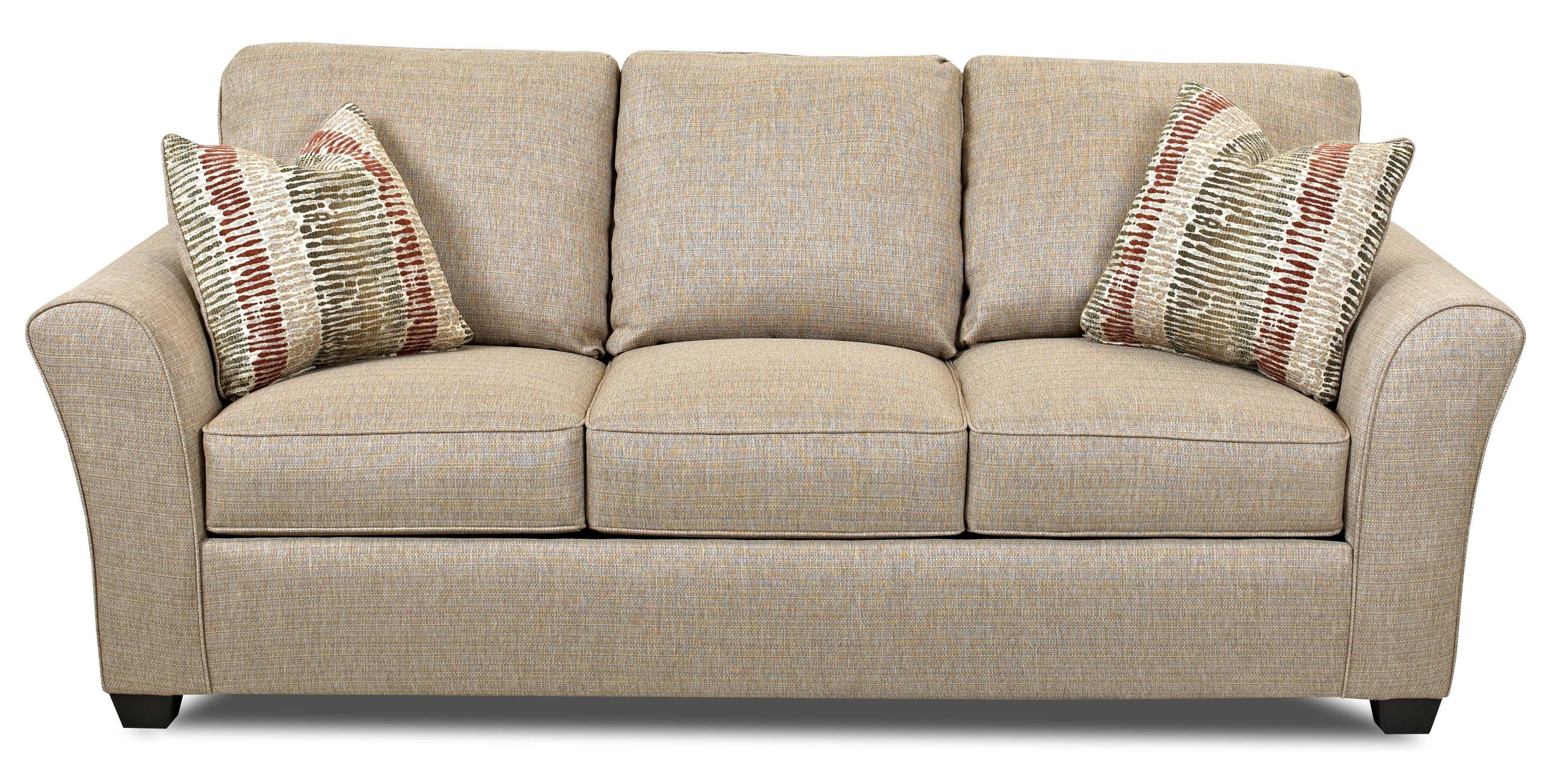 Sedgewick Transitional Sofa by Simple Elegance