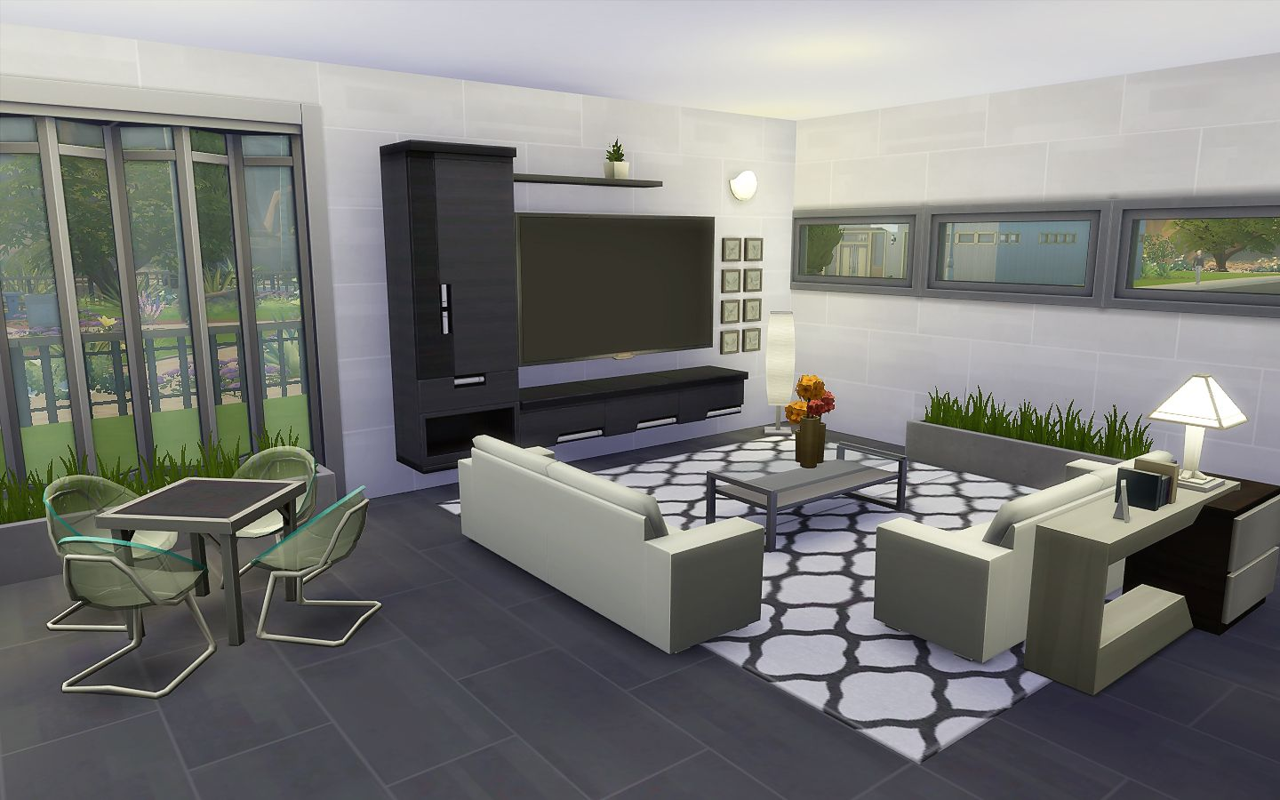 Sims 3 Schlafzimmer Modern - House 24 The Sims 4 House 5 Sims Building Sims 4 Build Sims