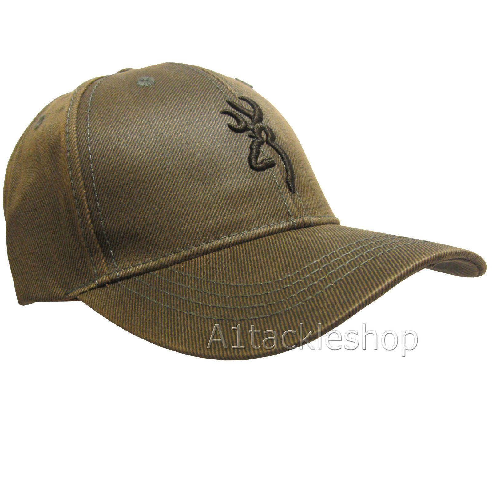 Brown Browning Rhino Cap