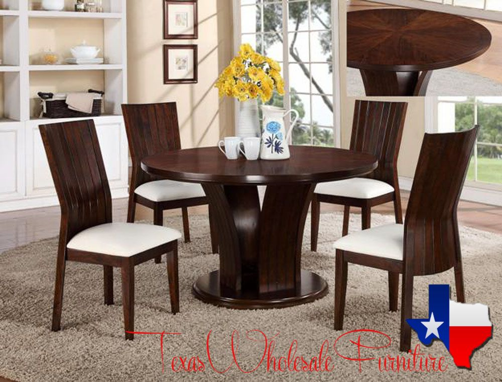 Daria Dining Group Texas Wholesale Furniture Co Dining Table Dining Table Setting Furniture