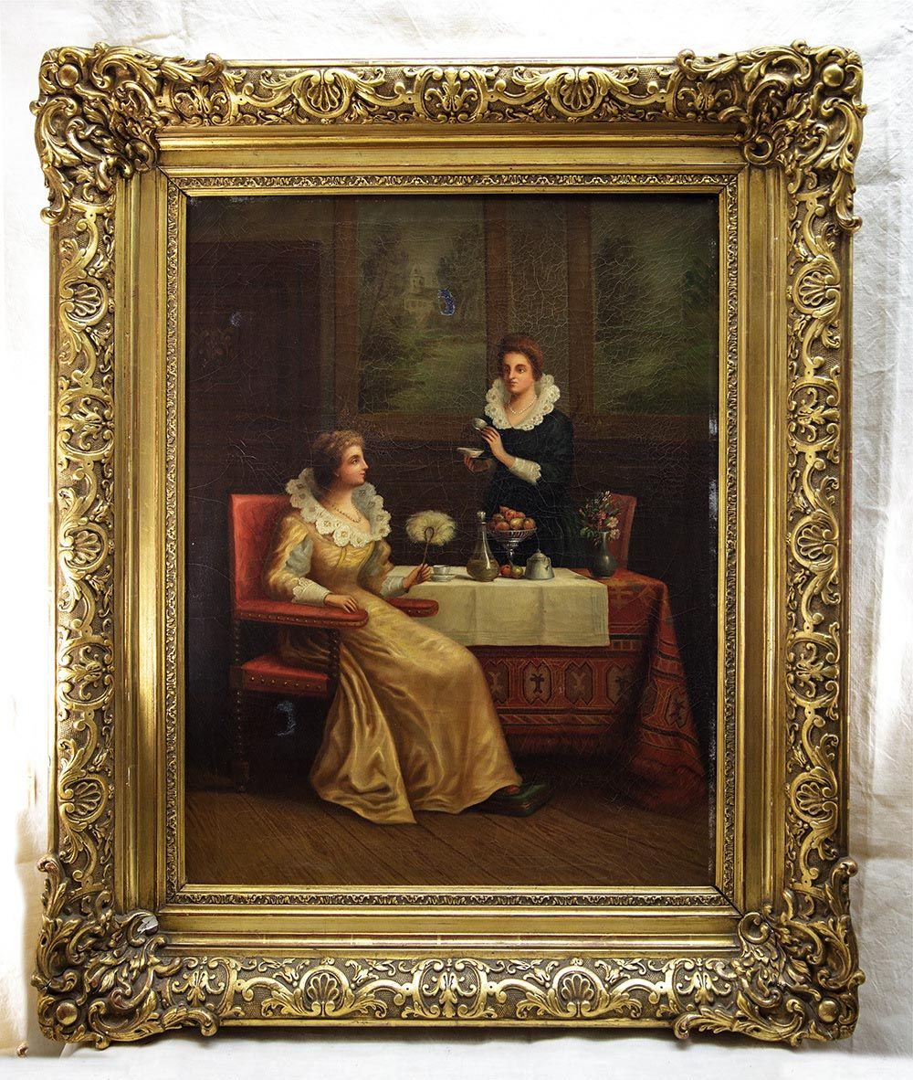 Oil Painting Picture Frames Oil Painting Pictures Painted Picture Frames Painting