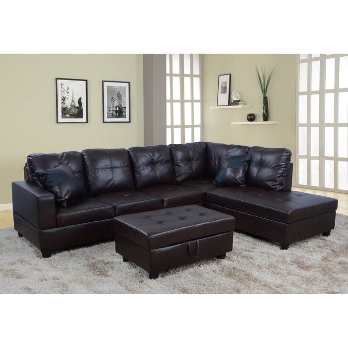 Remarkable Maumee Sectional With Ottoman Pdpeps Interior Chair Design Pdpepsorg
