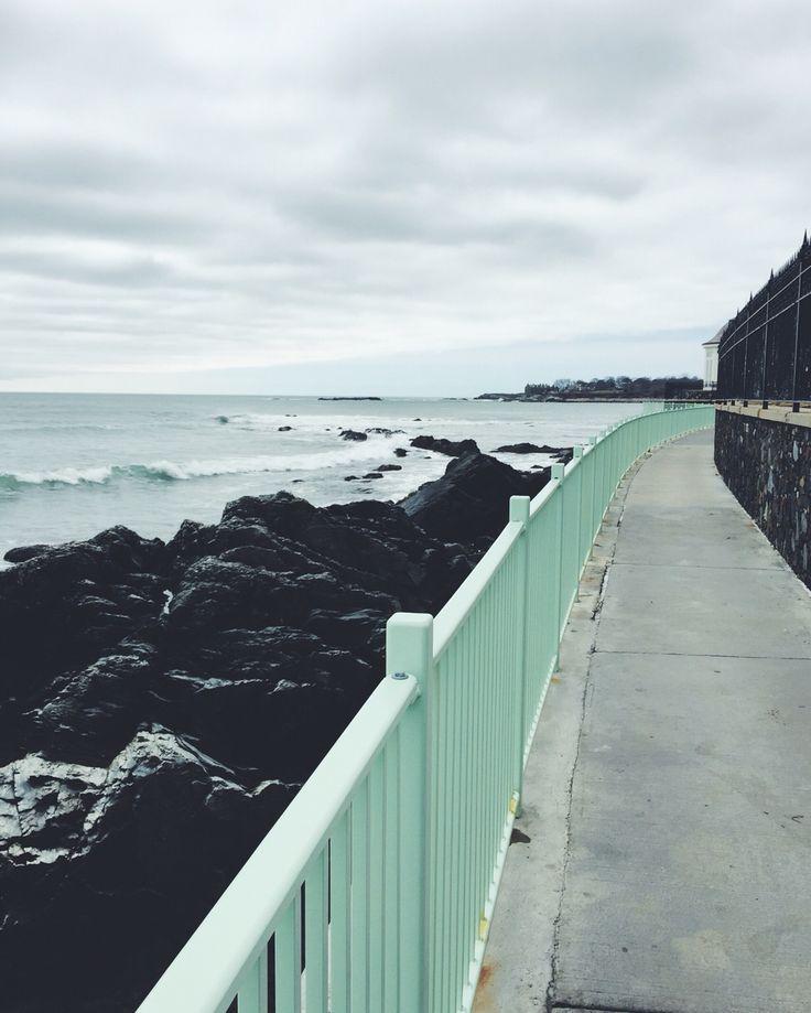 Cliff Walk Newport Ri Mini Vacationvacation Resortsbeach