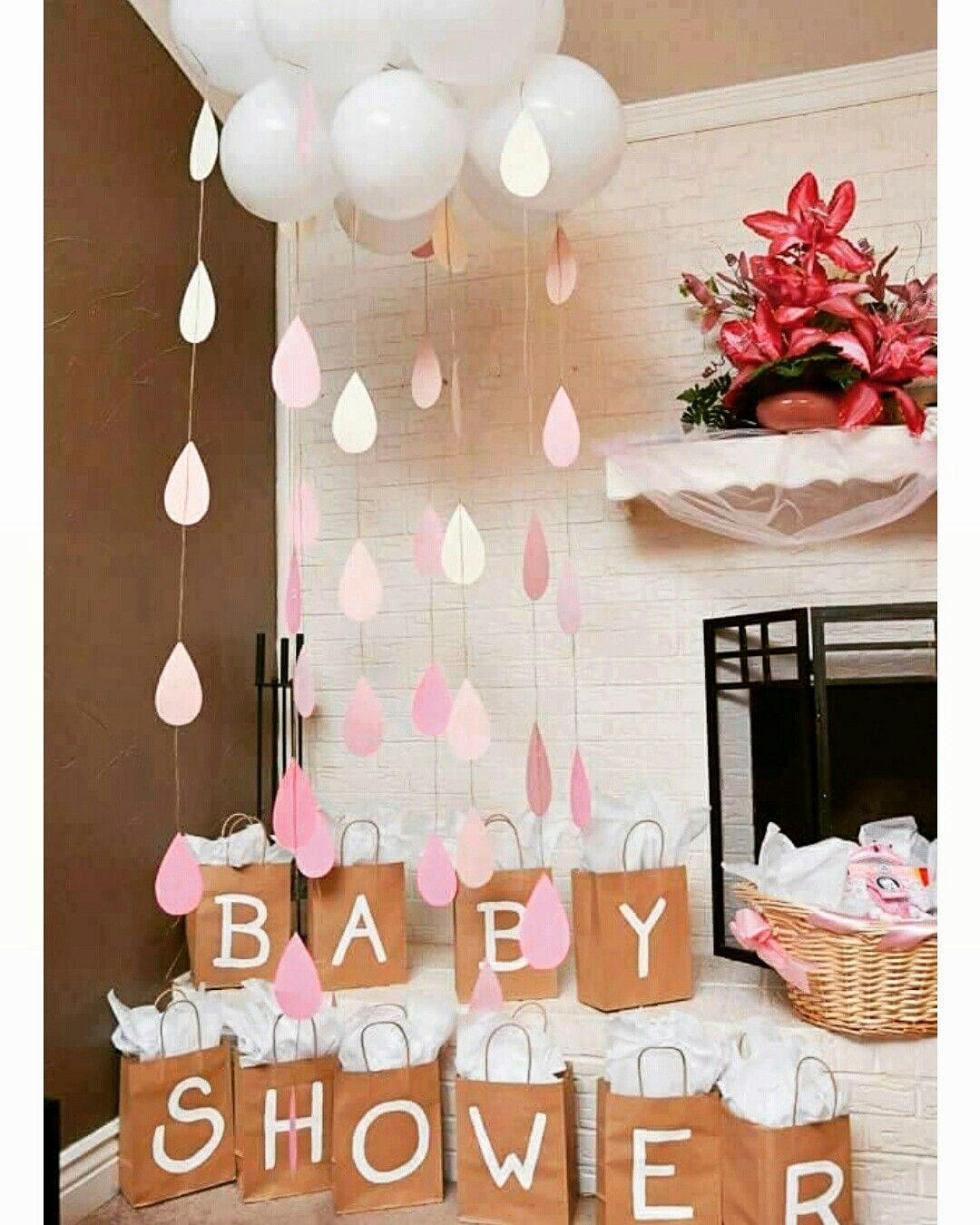 53a89d0b3 Babby Shower Ideas, Baby Shower Girl Games, Baby Shower Balloon Ideas, Girl  Baby