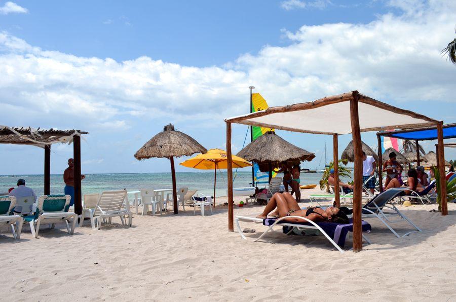 Costa Maya Beach Break At Nohochkay