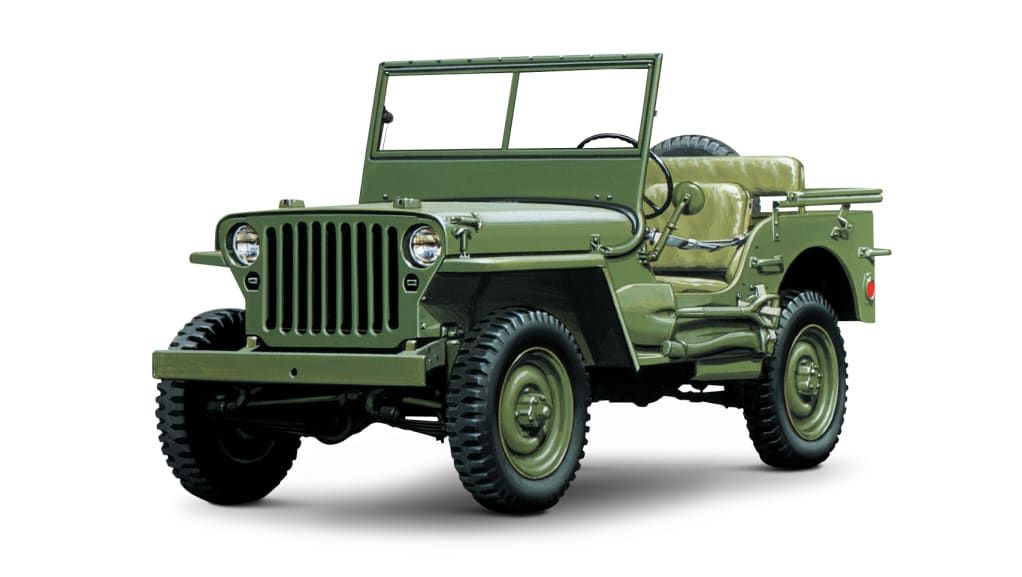 Mean Green Celebrate Jeep S 75th Anniversary With These Special