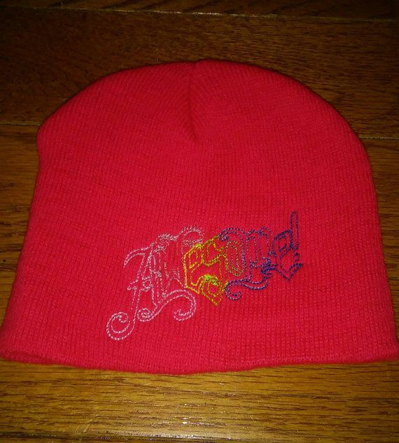 Awesome winter hat  https://www.etsy.com/listing/215246565/awesome-red-winter-hat