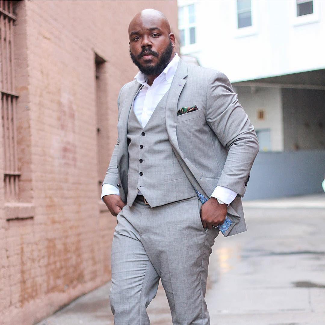 2d160aef19325 13 dicas de moda para homens plus size   Whos man   Big men fashion ...