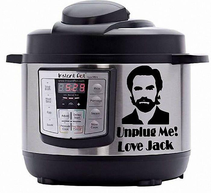 Download Insta-pot Decals, Love Jack, This is Us, Unplug Me, Love ...