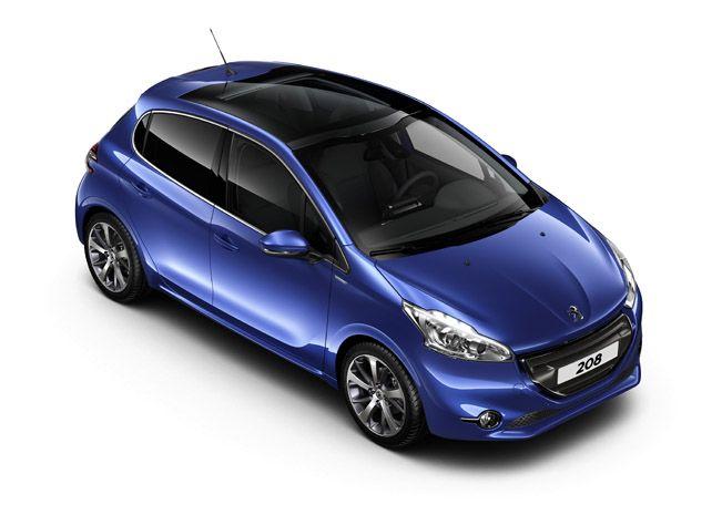 2013 Peugeot 208 Intuitive Uk Price 14 245 Peugeot Car