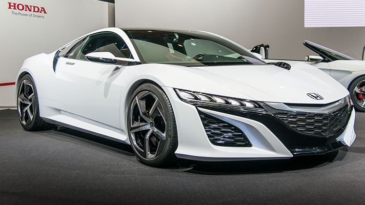 Honda Nsx A 458 At Half The Price Con Imagenes Top Gear Coches Autos