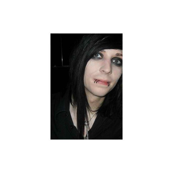 ricky horror | Tumblr ❤ liked on Polyvore featuring motionless in white, people, ricky horror and ricky olson