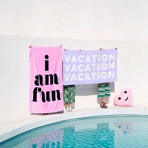 Beach Babe The Coolest Beach Towels For Summer With Images