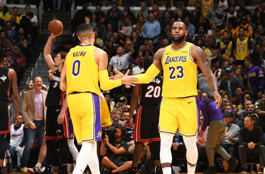 Los Angeles Lakers Player Rankings Through The First Half Of The Season 41 Games Nba Lakeshow Team Usa Basketball Los Angeles Lakers Players Lakers