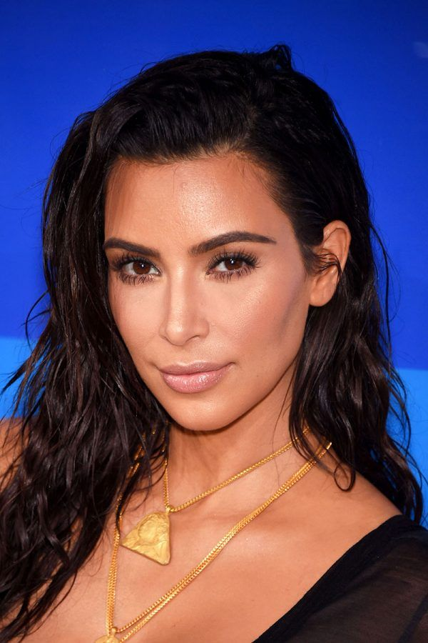 Wet Locks - At the 2016 MTV Video Music Awards, Kim proved that you can, in fact, wear wet hair for a night out. This trend turned out to be one of the hottest of the year.