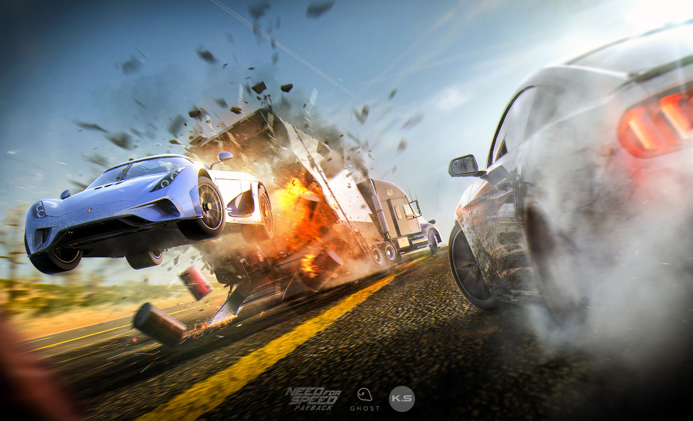Artstation Nfs Payback Concept Art Khyzyl Saleem Need For Speed Cars Need For Speed Rivals Nissan Skyline Gt