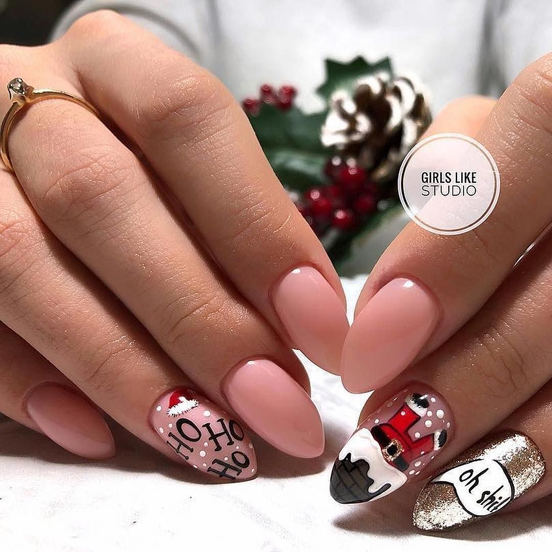 99 New Years Eve Nail Art Designs For Fun Holiday New