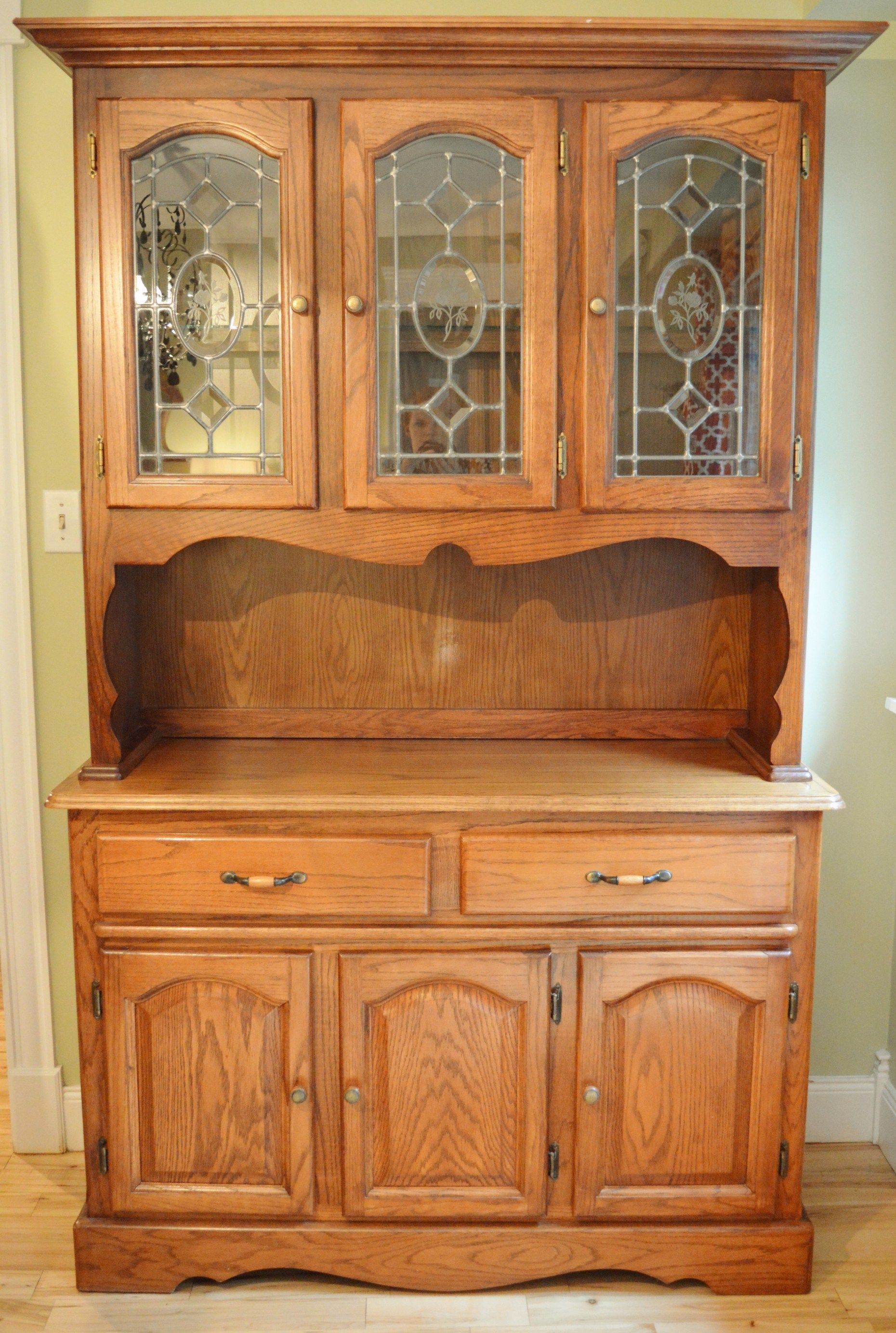 img living lane china hutch cabinet s brutalist
