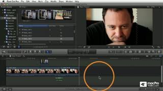 Comprehending Compound Clips in Final Cut Pro X: Step-by-step tutorial;