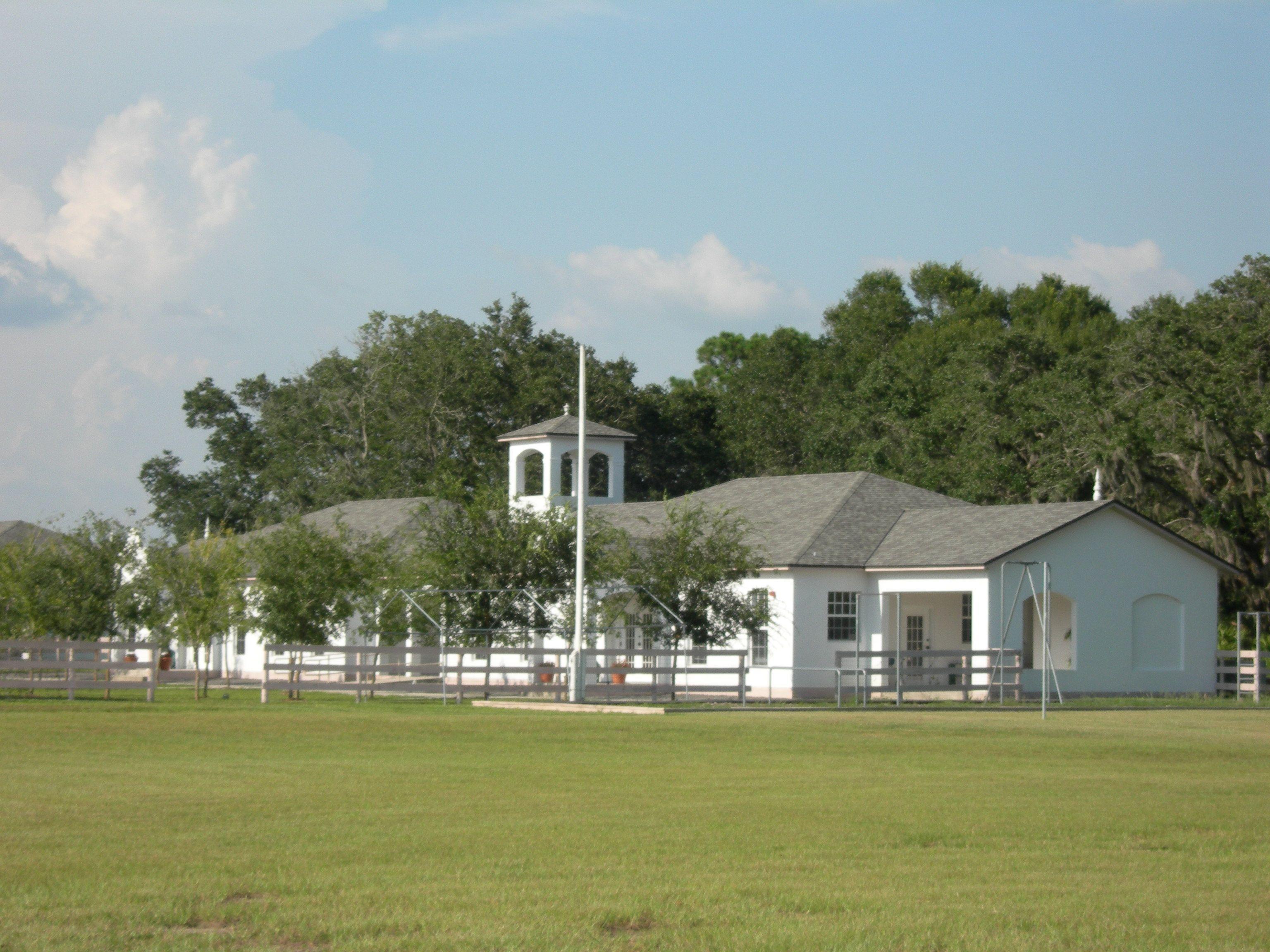 New Gate School, Clark Road campus, Sarasota, Florida - now Island Village Montessori School