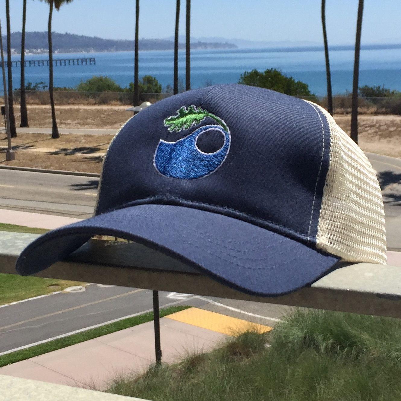 d1f12115e68b64 Bren School Econscious Trucker Hat | econscious Private Label | Hats ...