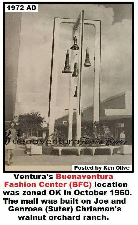 Buenaventura Mall Ventura California Ventura Ventura County