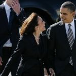 Twitter reacts to Obama's Kamala Harris 'best looking' comment