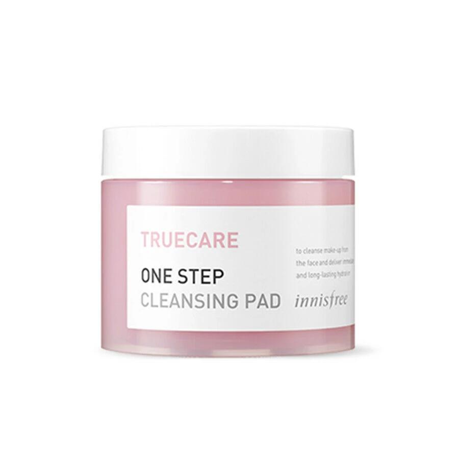 [innisfree] Truecare One Step Cleansing Pad 120g (70ea) K