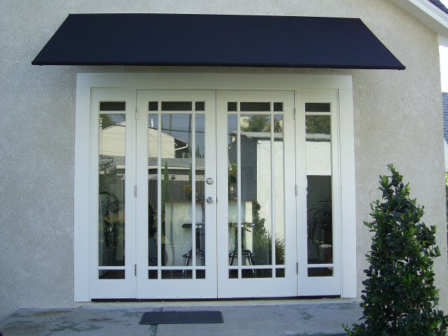awnings open ended contemporary style awning out bars hidden a