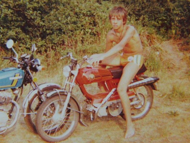 Me & My Motorcycle