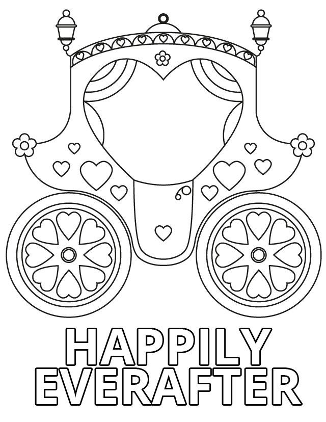 Wedding Coloring Pages Happily Ever After Wedding Coloring Pages Wedding With Kids Free Wedding Printables