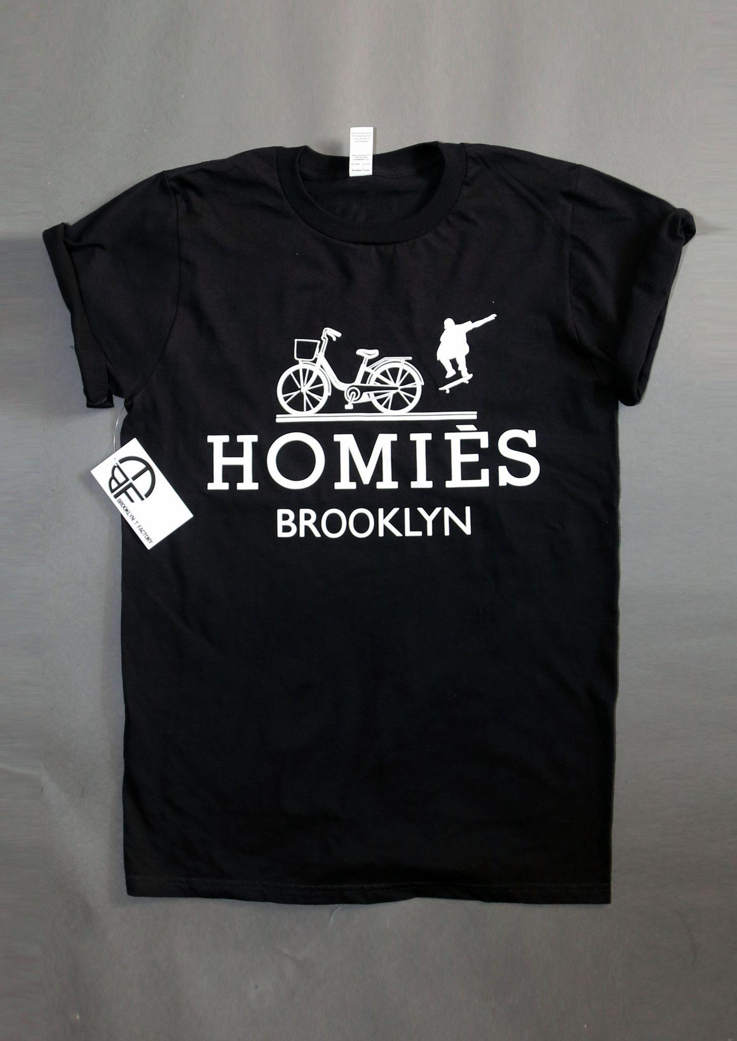 brooklyn t shirt factory