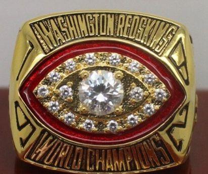 Bens wish list gift Washington Redskins 1982 Super Bowl ...