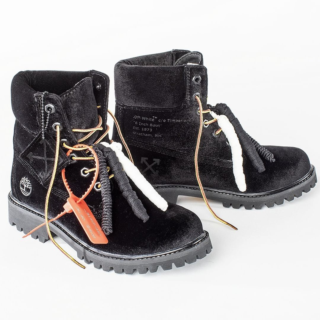 e2eb8c1635 Timberland x @off____white. Drops today. timberland.com | Shoes omg ...