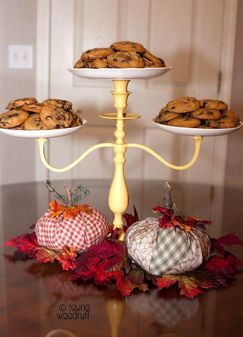 Fun Food Ideas for Fall - Living Creative Thursday