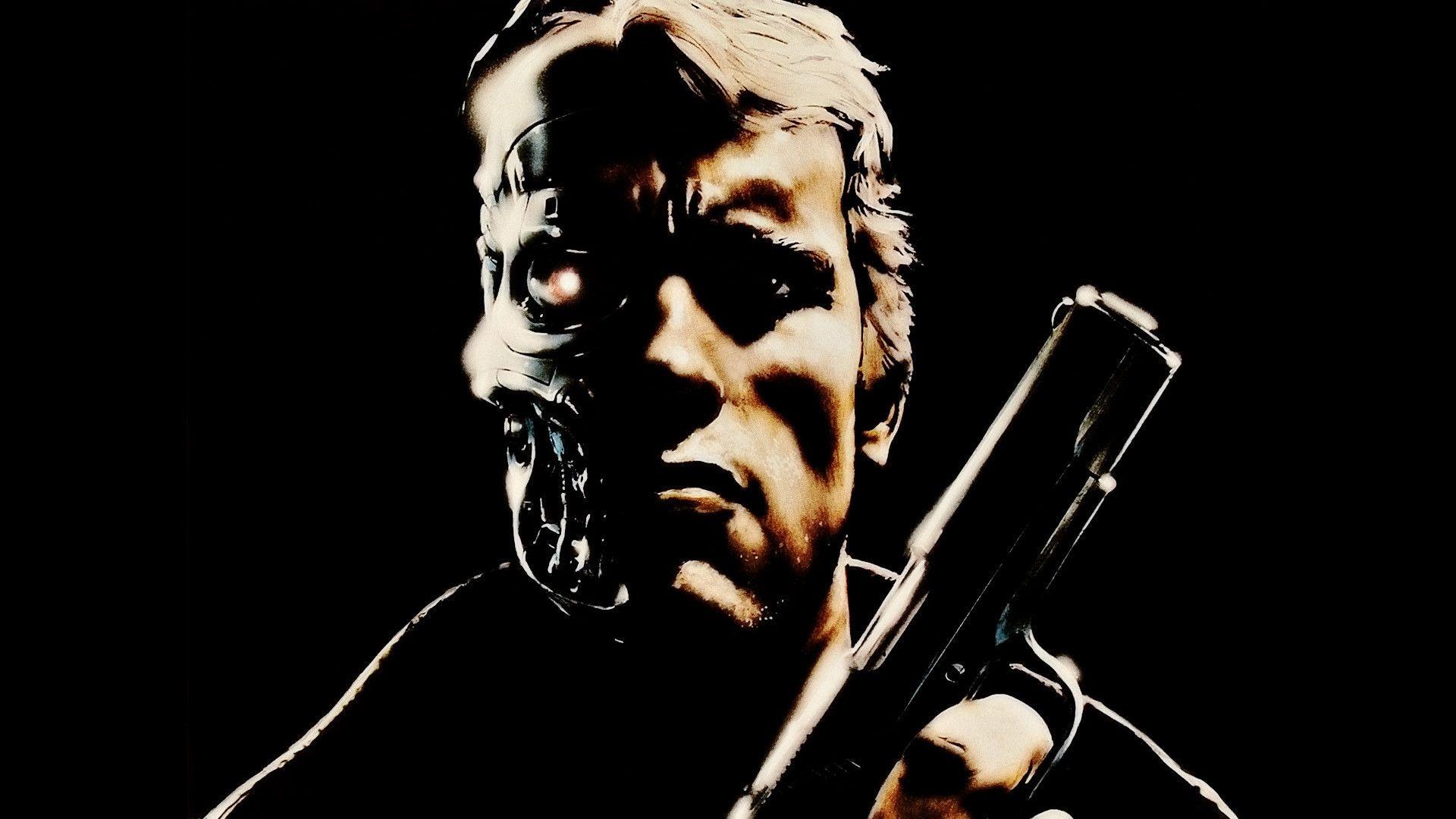 The Terminator Badass Art Terminator Terminator 1984 Free Movies Online