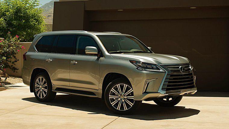 15 Best 8Passenger SUVs for 2019 Lexus lx570, Lexus, Suv