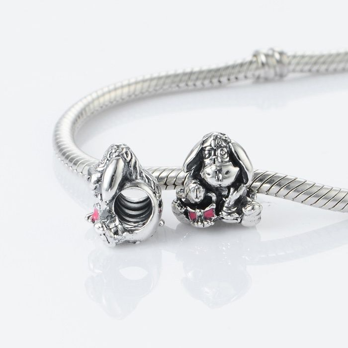 charms pandora bourriquet