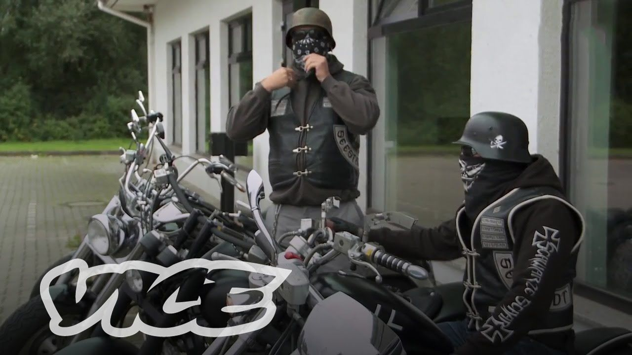 the black flag 39 s motorcycle gang germany vice documentary. Black Bedroom Furniture Sets. Home Design Ideas