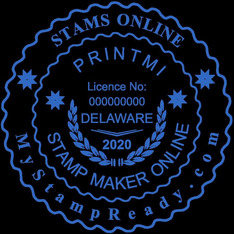 Create Round Stamp Online Pins Merken