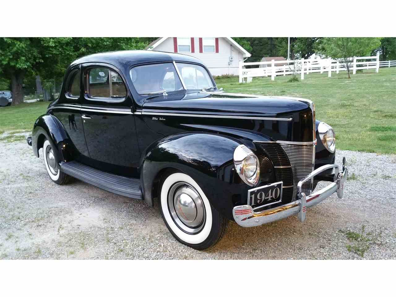1940 Ford Business Coupe for sale | Listing ID: CC-1069404 ...